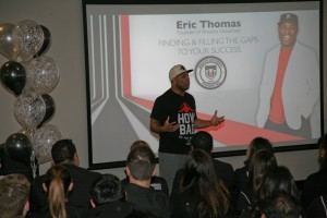 Lloyd Agencies Eric Thomas Speaking