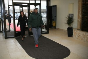 Lloyd Agencies Eric Thomas Arrival